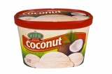 48 oz Coconut Ice Cream Tub