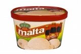 48 oz Malta Ice Cream Tub