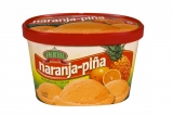 48 oz Naranja Piña Ice Cream Tub